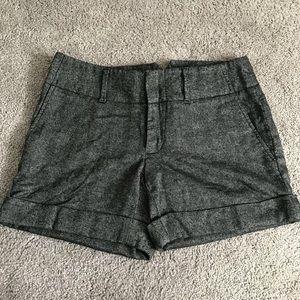 Club Monaco Wool Shorts